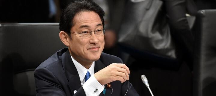Ehemaliger Außenminister Fumio Kishida zum neuen Premierminister Japans gewählt