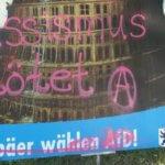 Verfassungsschutz darf AfD vorerst nicht als Verdachtsfall einstufen