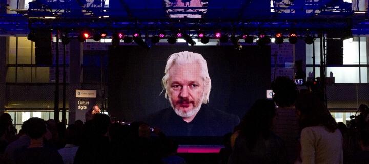 Urteil: WikiLeaks-Gründer Assange wird nicht an die USA ausgeliefert