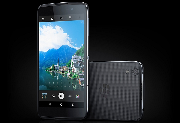 BlackBerry DTEK50 (TCL) © blackberry.com / BlackBerry