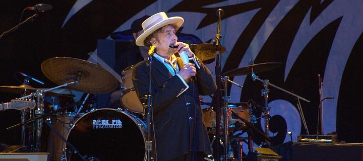 Überraschung in Stockholm: Literatur-Nobelpreis 2016 geht an amerikanischen Liedermacher Bob Dylan