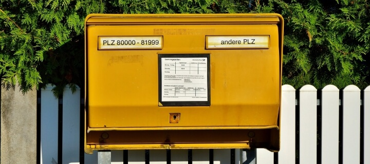 Deutsche Post: Porto für Standardbrief steigt ab 2022 auf 85 Cent