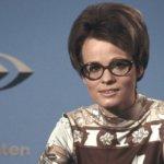 Erste Nachrichtensprecherin: Journalistin Wibke Bruhns im Alter von 80 Jahren gestorben