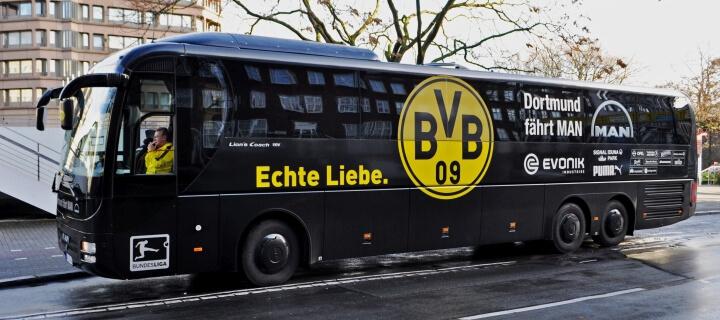 Nach Anschlag auf BVB-Bus: Attentäter Sergej W. zu 14 Jahren Haft verurteilt