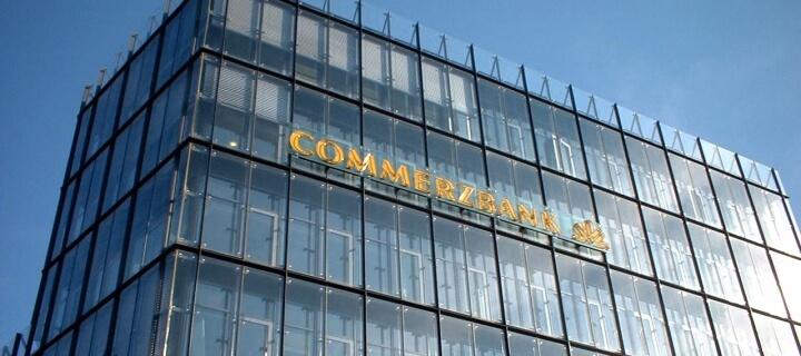 Konzernumbau: Commerzbank-Gewinn geht um 221 Millionen Euro zurück