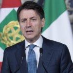 Regierungskrise in Italien: Ministerpräsident Giuseppe Conte kündigt Rücktritt an