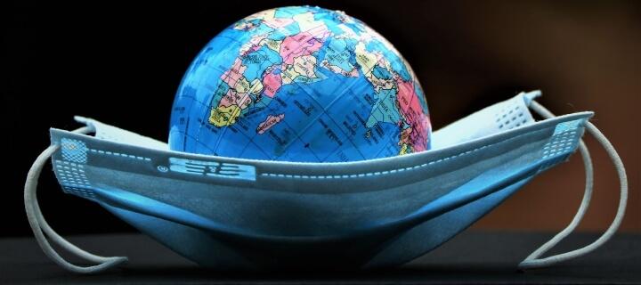 """Gesellschaft für deutsche Sprache kürt """"Corona-Pandemie"""" zum Wort des Jahres 2020"""
