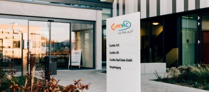 CureVac stoppt Zulassungsverfahren seines ersten Covid-19-Impfstoffkandidaten