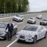 Daimler will ab 2025 nur noch Elektroautos bauen und plant acht Giga-Batteriefabriken