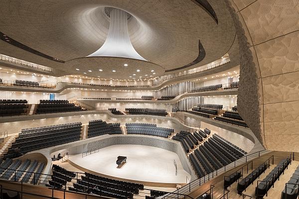 Elbphilharmonie - Großer Saal © elbphilharmonie.de / Iwan Baan