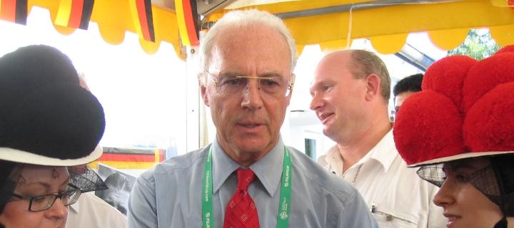 Vergabe-Skandal um Fussball-WM 2006: Schweizer Bundesanwaltschaft leitet Verfahren gegen Franz Beckenbauer ein