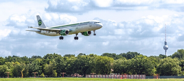 Nach Germania-Insolvenz: Fluggesellschaften bieten betroffenen Passagieren Tickets zum halben Preis