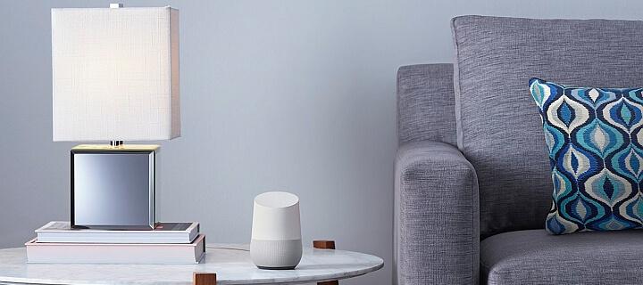 google home macht amazon echo ab sofort auch in deutschland konkurrenz news mag de. Black Bedroom Furniture Sets. Home Design Ideas