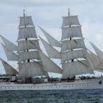 """Von der Leyen: Sanierung des Segelschulschiffs """"Gorch Fock"""" wird fortgesetzt"""