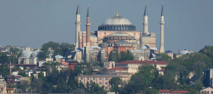 Türkisches Gericht erlaubt Umwandlung der Hagia Sophia in Moschee