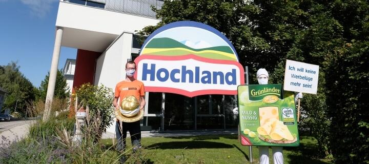 """""""Goldener Windbeutel 2020"""": Grünländer Käse ist die Werbelüge des Jahres"""