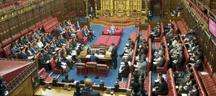 Britisches Oberhaus verabschiedet Gesetz gegen No-Deal-Brexit