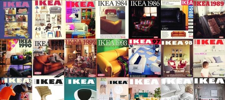 Aus nach 70 Jahren: IKEA stellt gedruckten Katalog ein