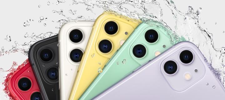 Triple-Kamera und günstigerer Einstiegspreis: Apple zeigt iPhone 11