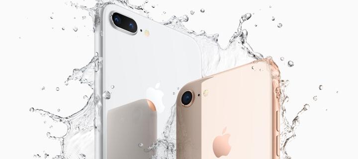 Apple zeigt neue Spitzen-Smartphones iPhone 8 und 8 Plus sowie Jubiläumsmodell iPhone X
