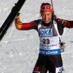 Rücktritt: Biathlon-Olympiasiegerin Laura Dahlmeier beendet Karriere