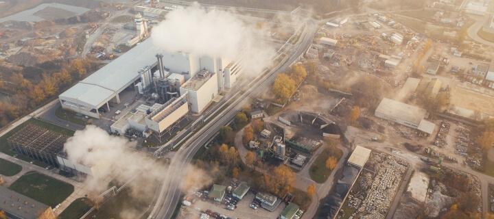Europäische Umweltagentur: Luftqualität in skandinavischen Städten am besten