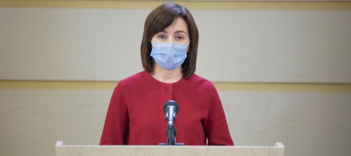 Moldau: Prowestliche Partei von Staatspräsidentin Sandu gewinnt Parlamentswahl deutlich