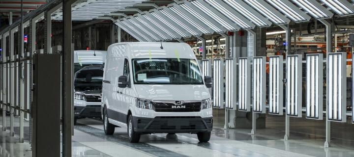 VW-Tochter MAN will bis zu 9.500 Stellen in Deutschland und Österreich streichen