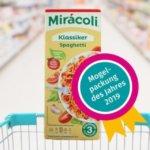 Nudelgericht Mirácoli zur Mogelpackung des Jahres 2019 gewählt