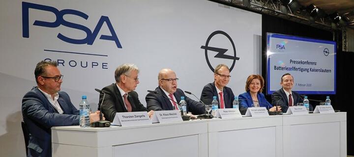 2.000 neue Arbeitsplätze: Opel baut Batteriezellen-Gigafactory in Kaiserslautern