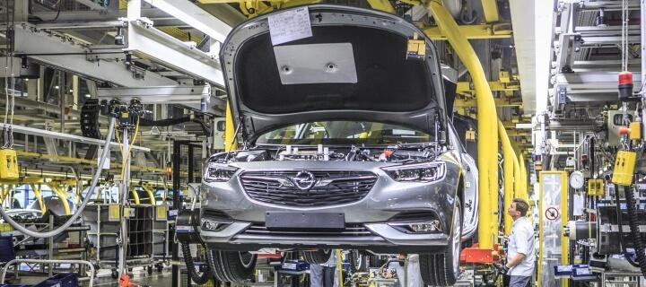 Autoverkäufe: Opel-Absatz bricht um 35 Prozent ein
