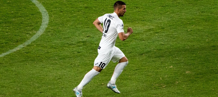 Zweites Türkei-Engagement: Lukas Podolski wechselt zu Antalyaspor