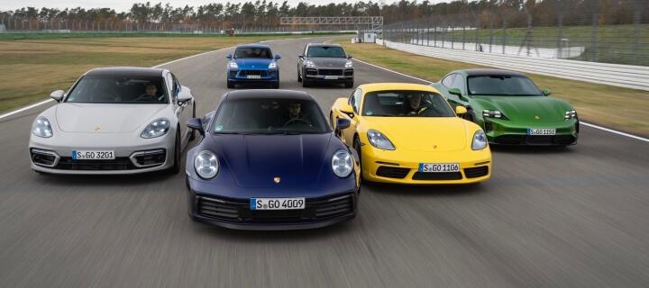 Autobauer Porsche verkauft so viele Fahrzeuge wie nie zuvor