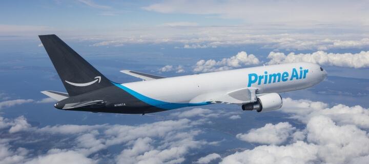 Amazon Prime Air: Online-Händler kauft erstmals eigene Flugzeuge