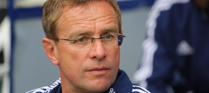 Trainer und Sportdirektor: Ralf Rangnick angeblich vor Wechsel zum AC Mailand
