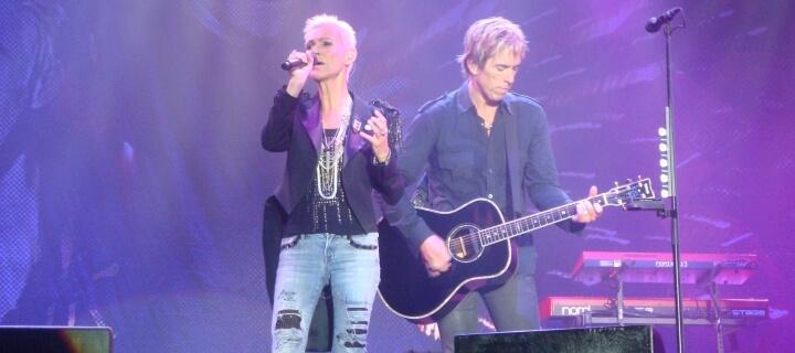 Roxette-Sängerin Marie Fredriksson im Alter von 61 Jahren an Krebs gestorben