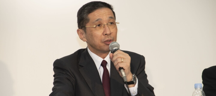 Nach Ghosn-Skandal: Nissan-Chef Saikawa tritt Mitte September ab