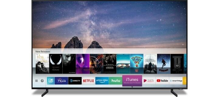 Kooperation mit Apple: Samsung bringt iTunes auf die hauseigenen Smart-TVs