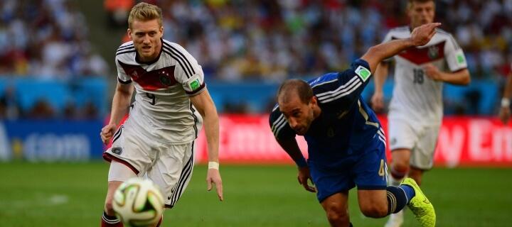 Fußball-Weltmeister André Schürrle beendet mit 29 Jahren seine Karriere