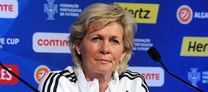 Bundestrainerin Frauenfußball
