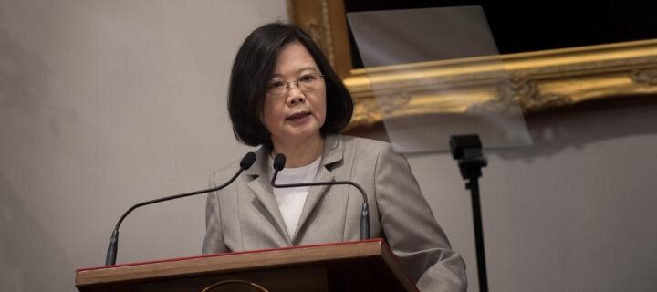 Taiwan: China provoziert wiederholt mit Militärflügen