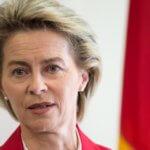 Bundesverteidigungsministerin Ursula von der Leyen soll Präsidentin der EU-Kommission werden