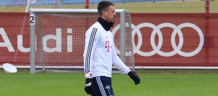Bayern München: Zieht es Stürmer Sandro Wagner nach China?