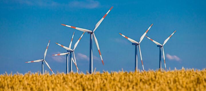 Ökostrom-Ausbau: Große Koalition legt Streit über Mindestabstand von Windrädern bei